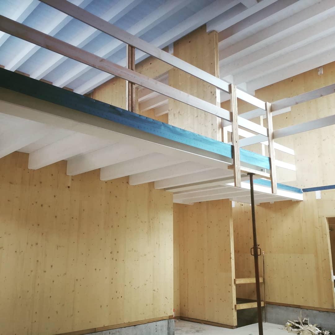 progettazione casa in legno verona