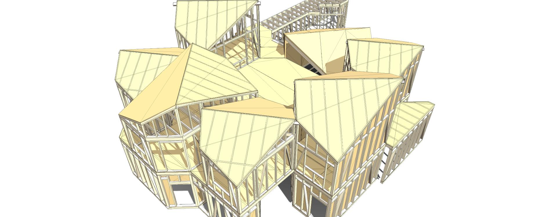 progettazione case legno verona