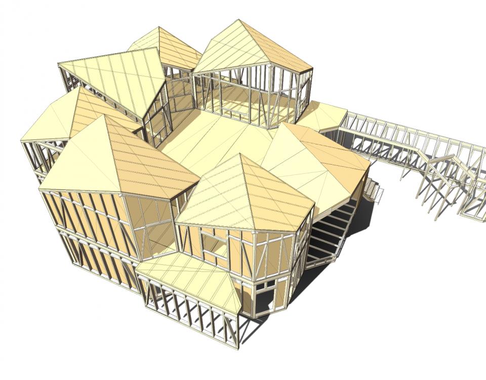 progettazione strutture legno