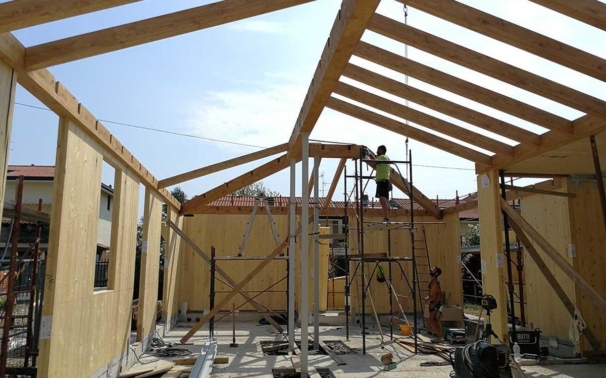 casa legno xlam