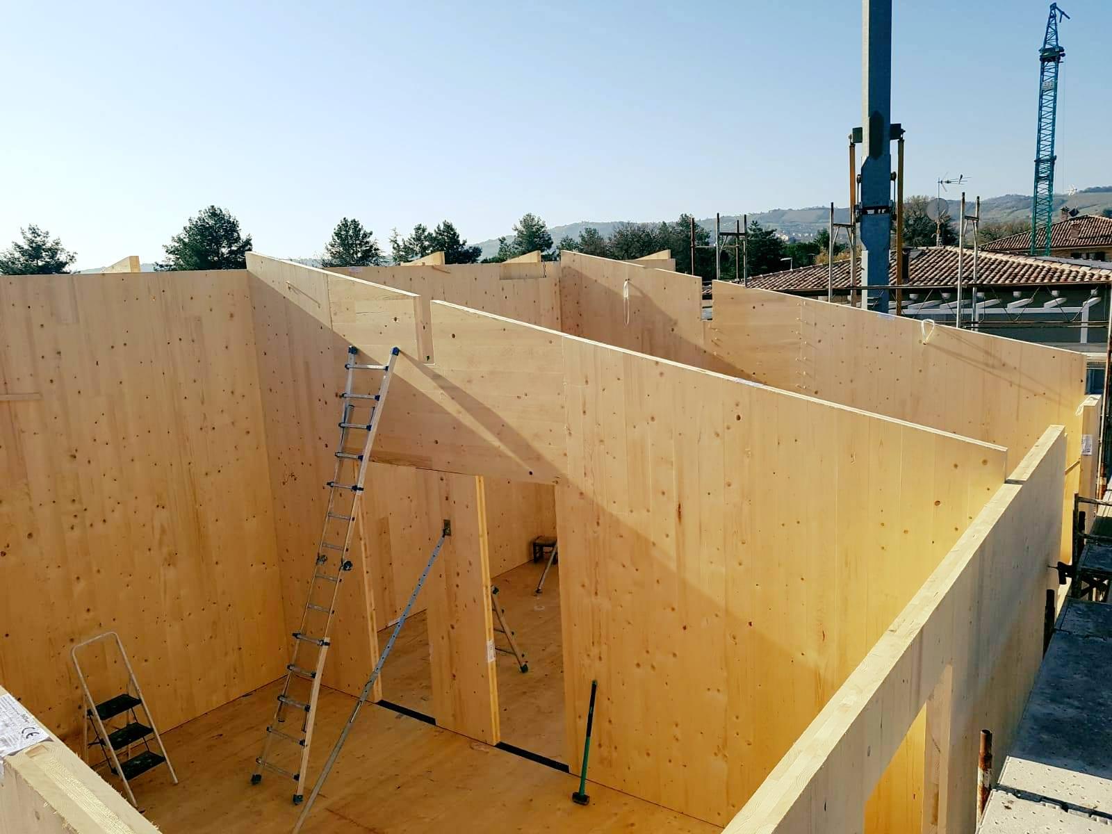 progettazione edifici in legno