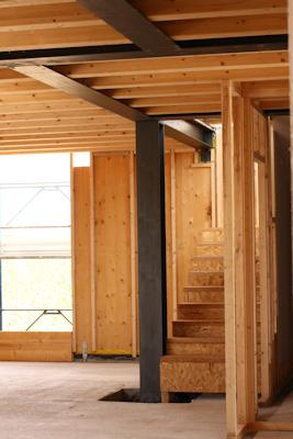 solaio legno lamellare casa xlam